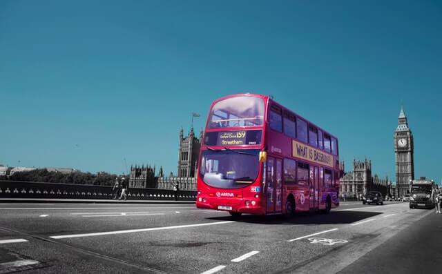 איך לראות אתרים רבים בלונדון בזמן טיול